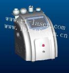 Buy cheap Ultrasonic Cavitation +Monopolar RF + Tripolar RF + Vacuum Liposuction Multifuction Beauty Machine from wholesalers