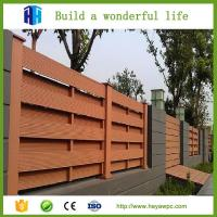 Buy cheap Solid decking composite WPC engineered wood lumber factory price from wholesalers