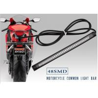Buy cheap Motorcycle Universal LED Light Bar,Motorcycle LED Brake And Turn Light 2017 from wholesalers