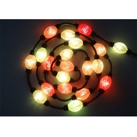 Buy cheap Outdoor Christmas Decoration Lights RGB DMX 3D Hanging Ball Curtain Light 50mm Ball from wholesalers
