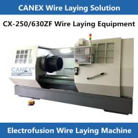 Buy cheap CX-250/630ZF ELECTRO-FUSION FITTING PRODUCTION EQUIPMENT cnc machine from wholesalers