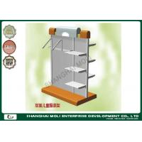Buy cheap Customized multifunction clothing racks for retail stores display shelf from wholesalers