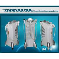 Buy cheap 220V 3 In 1 RF Cavitation Rf Slimming Machine For Skin Tightening from wholesalers