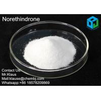 Buy cheap 68-22-4 Acyeterion Progesterone Injectable Legal Steroids Norethindrone For Female from wholesalers