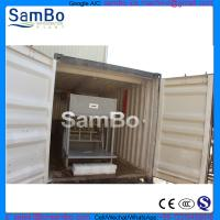 Buy cheap containerized block ice machine 1T/D commercial industrial ice block plant ice storage from wholesalers