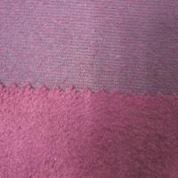 Buy cheap Warp knitted suede fabric with corduroy design, widely used in sofa and home textile from wholesalers
