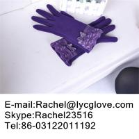 Buy cheap Cashmere gloves/wool gloves/leather gloves touch screen gloves etc. from wholesalers