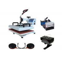 Buy cheap 8 in 1 Combo T-shirt Sublimation Printing Machine Heat Press Transfer Baseball Hat Pressing Printer from wholesalers