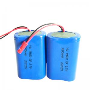 Buy cheap 3600mAh 13.32Wh 3.7 V 18650 Lithium Ion Battery product