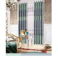 Buy cheap Custom Made Wedding Backdrop Luxury Ready Made Curtains for Bedroom / Living from wholesalers