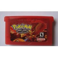 Buy cheap Pokemon Shiny Gold Version GBA Game Game Boy Advance Game Free Shipping from wholesalers