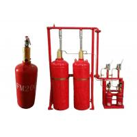 Buy cheap Heptafluoropropane Fm200 Fire Suppression System For Some Kinds Of Occupied Room product