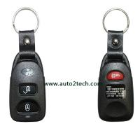 Buy cheap Hyundai Tucson 2+1 Button Remote Key 433MHZ from wholesalers