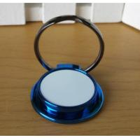 Buy cheap DIY Sublimation Printing Phone Fingere Ring Holder Buckle With Food Grade Raw Materials from wholesalers