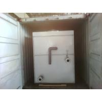 Buy cheap Professional Industrial Water Cooling Towers Pure Water Cooling / Heat Exchanger Cooling product