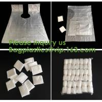 Buy cheap 100% Biodegradable Compostable Disposable Apron For Kitchen, Compostable Kitchen Apron, Copolyester (PBAT) And Starch product