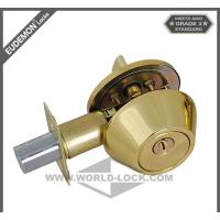 Buy cheap Deadbolt lock ,Knob lock, Lever lock, from wholesalers