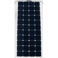 Buy cheap 150W Motorhome / Caravan Solar Panels Flexible TPT Hot Seal Flame Resistance from wholesalers