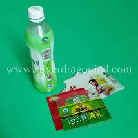 Buy cheap Custom PVC shrink band for label from wholesalers