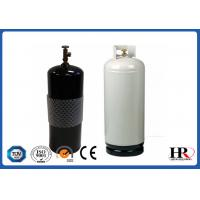 Buy cheap HP325 Steel 100lb Lpg Gas Tank / 1255mm Height Propane Gas Bottle from wholesalers