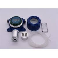 Buy cheap Fixed Toxic Hydrogen Fluoride Gas Detector IP65 Degree For HF Measuring from wholesalers