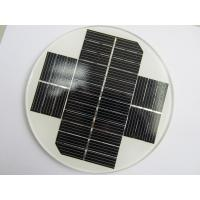 Buy cheap 5W Round Solar Panel for Garden Light (SGR-5W) product