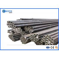 Buy cheap A106 Hardened Carbon Steel Tubing With Shot Blasting Surface Treatment from wholesalers