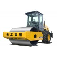 Buy cheap XS202 Mechanical Drum Roller Compactor 20 Tons Road Maintenance Machinery from wholesalers