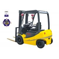 Buy cheap AC Powered Explosion Proof Forklift 1980mm Turning Radius With Anti - Friction Brake from wholesalers