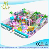 Buy cheap Hansel indoor amusement center  theme park equipment for sale  party places for kids  cheap plastic playhouses for kids from wholesalers
