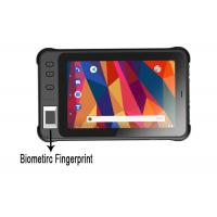Buy cheap IP67 Waterproof Rugged Android Tablet PC 7.0 Inch With Fingerprint Nfc BT7 from wholesalers