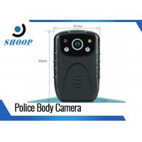 Buy cheap HD Police Wearing Body Cameras For Law Enforcement Police Pocket Camera from wholesalers