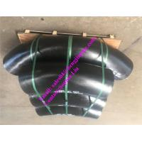 Buy cheap 3D 90deg & 45deg elbow  Carbon Steel ASTM API 5L Gr.B product