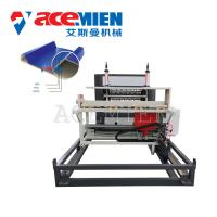 Buy cheap Plastic Wave Roofing Corrugated Sheet Machine , Roof Tile Machine Durable from wholesalers