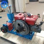 Buy cheap Pellet Diameter 3Mm 6Mm Rabbit Feed Pellet Mill Machine from wholesalers