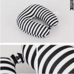 Buy cheap Microbead Memory Foam Neck Pillow, Light Weight Cushion U Shaped Neck Pillow from wholesalers
