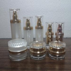 Buy cheap Lotion Pump 80ml 120ml Empty Cosmetic Acrylic Container product