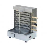 Buy cheap Rotating Bar Doner Kebab Shawarma Machine Electric Mini Stainless With Horizontal BBQ Spit from wholesalers
