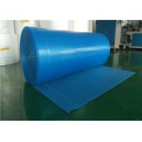 Buy cheap Shockproof Blue Jumbo Rolls Of Bubble Wrap For Packaging 100cmx500m from wholesalers