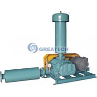 Buy cheap Greatech Tri. Lobe Roots Blower (water treatment,aquaculture,sewage, diffuser) from wholesalers