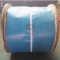 Buy cheap Right Hand Regular Lay Wire Ropes With Steel Core / Mixed Core /  Traction System from wholesalers