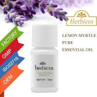 Buy cheap Lemon Myrtle Pure Essential Oil / Body Massage Oil For Women 10ml from wholesalers