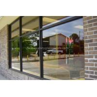 Buy cheap Bullet Proof Etched Insulated Glass Unit 12mm , Window Glass Thermal Insulation from wholesalers