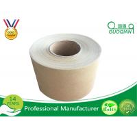 Buy cheap Water Release kraft gummed paper tape Non Reinforced For Low Volume Packaging from wholesalers