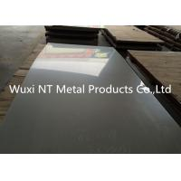 Buy cheap High Strength Cold Rolled Stainless Steel Sheet ASTM A240 / A240M For Chemical from wholesalers