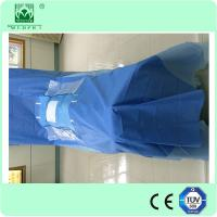 Hospital Clinic use Nonwoven Laparotomy drape pack form china gold manufacturer