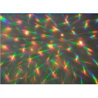 Buy cheap holographic 3d fireworks glasses paper with 0.06mm PVC / PET laser lenses product