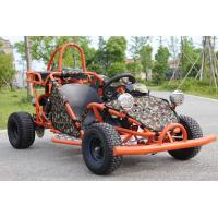 Buy cheap Gas Powered Go Kart Buggy 80cc Displacement With Max Speed 25km / Hour from wholesalers