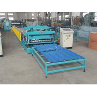 Buy cheap YX25-200-1000 Metal Roof Tile Roll Forming Machine from wholesalers