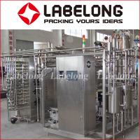Buy cheap 3000BPH Soft Drink Filling Machine , 3.29Kw Beverage Bottling Machine from wholesalers